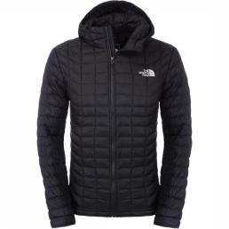 The North Face THERMOBALL PRIMALOFT Outdoorjas Zwart
