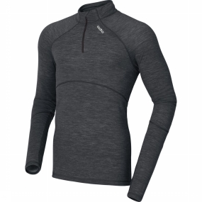 TOP ODL REVOLUTION TW WARM LS TURTLE NECK 1/2 ZIP
