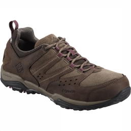 Columbia Peakfreak Xcsrn Leather Outdry Cordovan Women - 40,5
