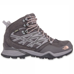 The North Face - Women´s Hedgehog Hike Mid GTX - maat 9, grey/orange