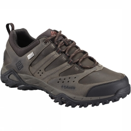 Columbia Peakfreak Xcrsn Leather Outdry Mud Cedar - 45