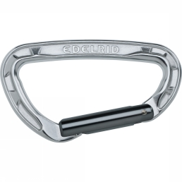Carabiner D Straight Pure Straight
