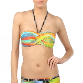 Esprit Bh Sunset Beach Bandeau Padded voor dames - Turkoois