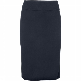 Skirt Knitted Fitted Midi