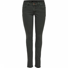 Trousers Allie Low Skinny Color