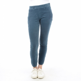 Trousers Velours Skinny Chino