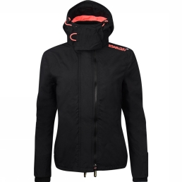 Jas Pop Zip Hooded Arctic Windcheater