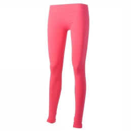 Pieces Legging London voor dames - Fuchsia