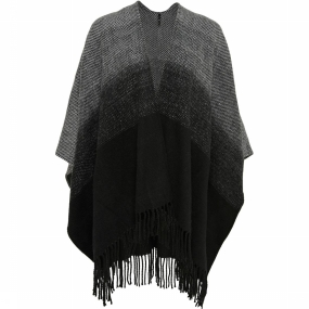 Scarf Soby Weaved Poncho