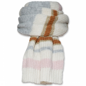 Scarf Mohair Striped