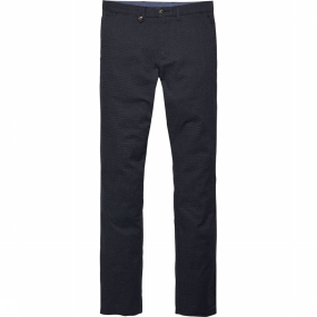 Trousers Denton Str Dogstooth