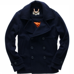 Jas Commodity Slim Pea-Coat