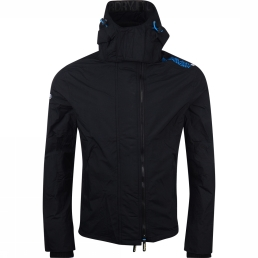 Jas Technical Impact Hooded Windcheater