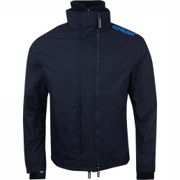 Jas Technical Tri-Colour Windcheater