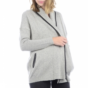 Cardigan Rebecca Long Draped