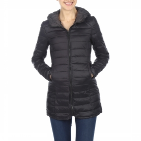 Coat Tahoo Quilted Contrast