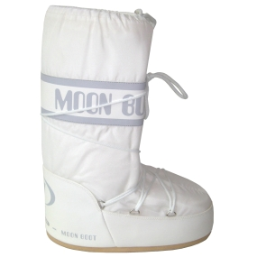 Moon Boot NYLON Snowboots weiß