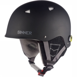 Sinner The Magic Matte Black (55 - 56 cm)