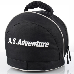 Zoekies.com - A.S.Adventure Skitas Helm As Logo - Zwart | 199036_4118