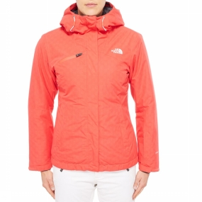 The North Face Jas Descendit Rood