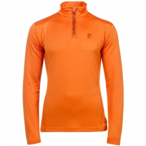 Protest Fleece Wilowy Oranje