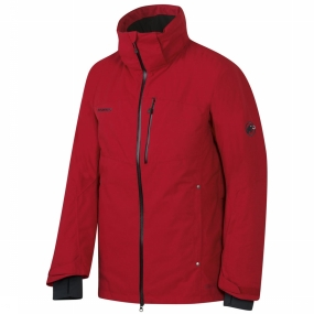 Mammut Jas Cruise Hs Rood
