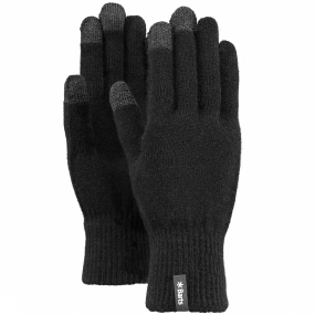 Glove Fine Knitted Touch Gloves
