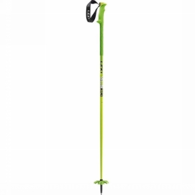 Leki Skistok Yellow Bird - Groen
