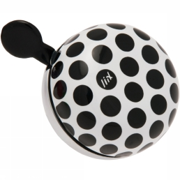 Bicycle Bell Mini Ding Dong Big Dots