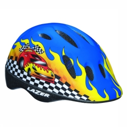 Bicycle Helmet Max Race Car