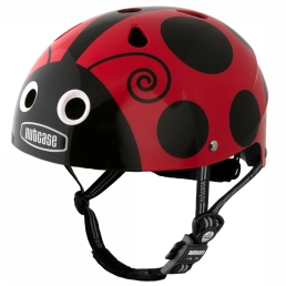 Bicycle Helmet Little Nutty Gen2 Ladybug