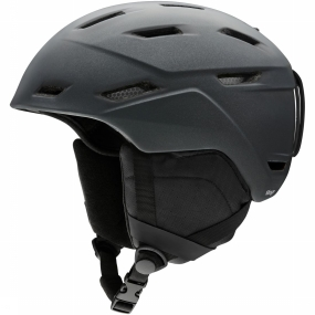 Smith Skihelm Mirage voor dames - Zwart