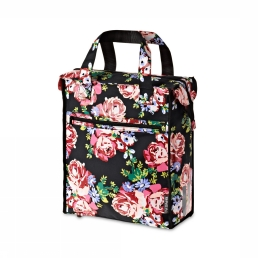 Bike Bag Back Blossom Roses Shopper 20L