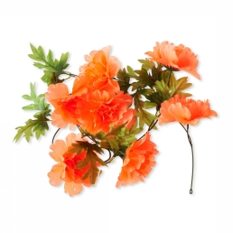Accessoires Peony Flower Garland