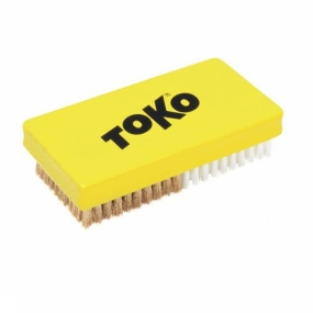 Toko Onderhoud Base Brush Nylon/copper