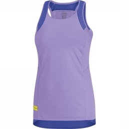 Gore Running Wear AIR LADY Top purple