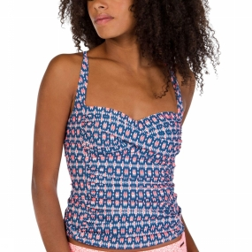 Protest Tankini Mm Femme B-cup voor dames - Blauw