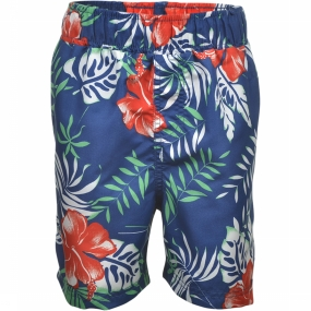 Swim Shorts Flowers