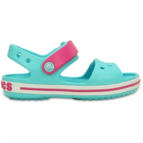 Crocs CROCBAND Slippers pool/candy pink