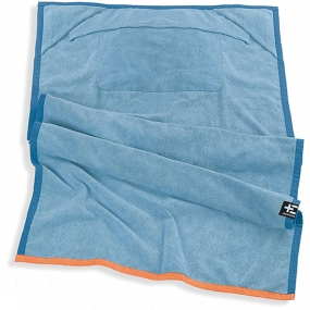 Terra Nation Strandhanddoek One Moe - Blauw