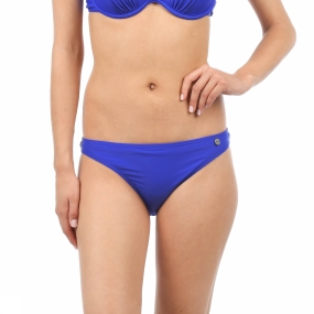 Beachlife Slip D Colored Strap Detail voor dames - Indigoblauw