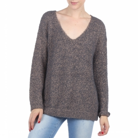 Pullover Oversized Knitted