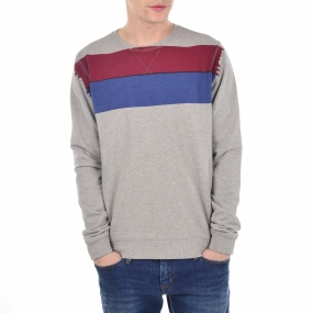 Pullover Vintage Heavy Knit Flag