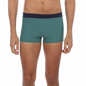 Slip Stripe Swim Trunk