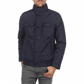 Coat Quilted Bomber