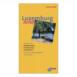 Gr.H.Luxemburg actief gids incl. GPS-tracks