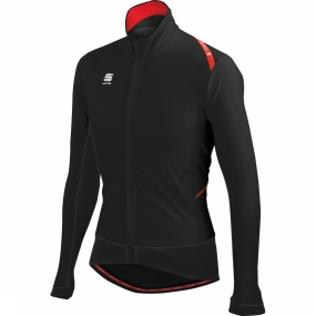 Sportful T-shirt Fiandre Light Wind Zwart