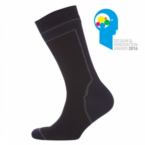 Sock SS Mid Weight Mid Length Hydrostop