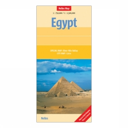 Egypt nel.map River Nile Valley-Cairo