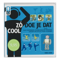Reisgids 'Cool - zó doe je dat Cool'